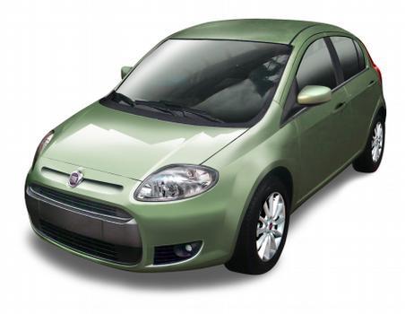 Nuevo Fiat Palio 2012