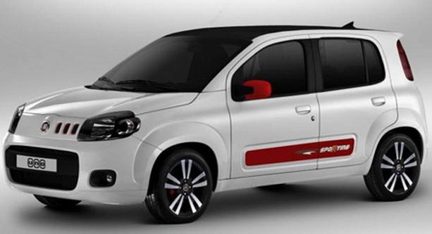 Fiat Uno Sporting 2010