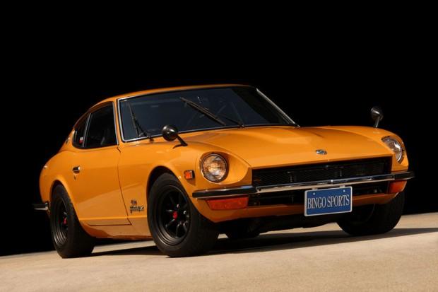 Nissan Fairlady Z 432 de 1970 un clásico