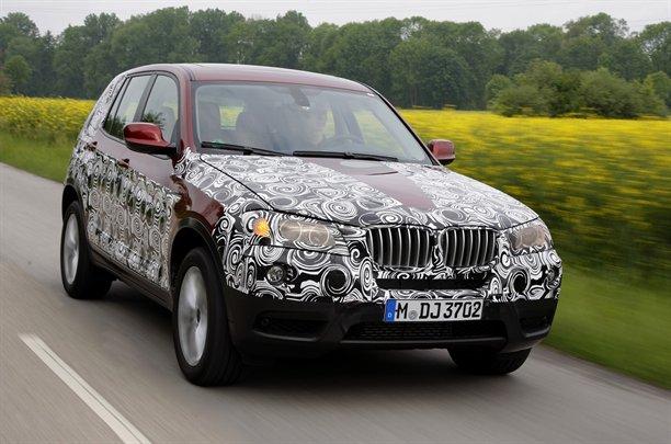 BMW X3: detalles de la nueva generación