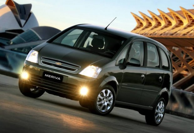 Chevrolet Meriva 2011