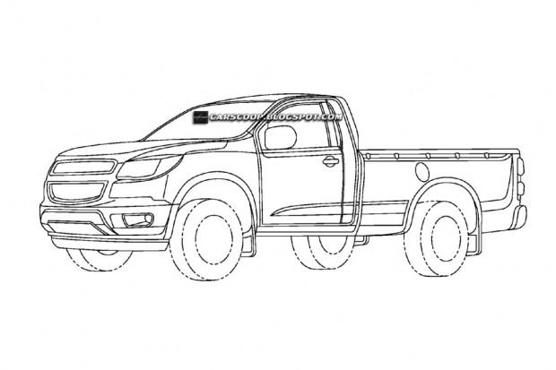 Chevrolet S10 2012 ?