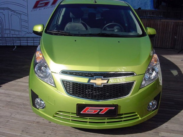 Chevrolet Spark GT, llega a Chile
