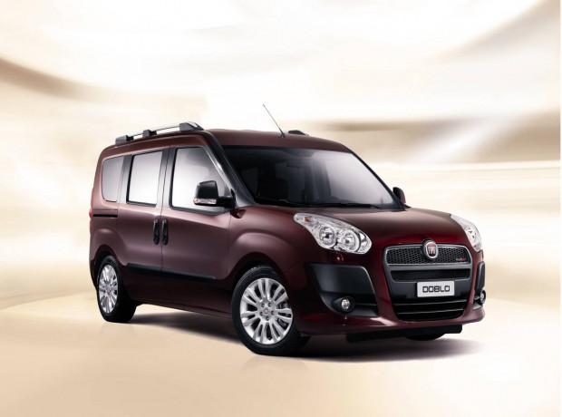 Fiat Dobló nueva versión Natural Power