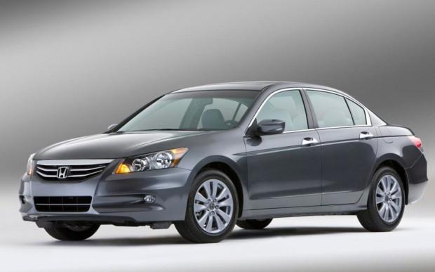 Honda Accord 2011, para USA