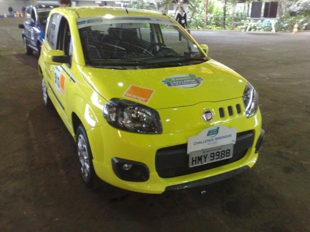 Nuevo Fiat Uno, premiado en Brasil