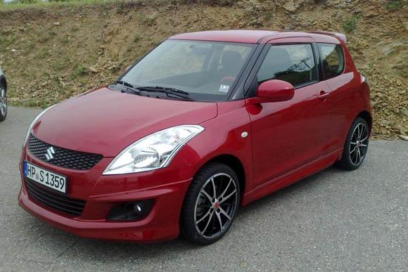 Nuevo Suzuki Swift 3 puertas