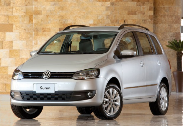 Nuevo Volkswagen Suran 2010, Lanzamiento oficial
