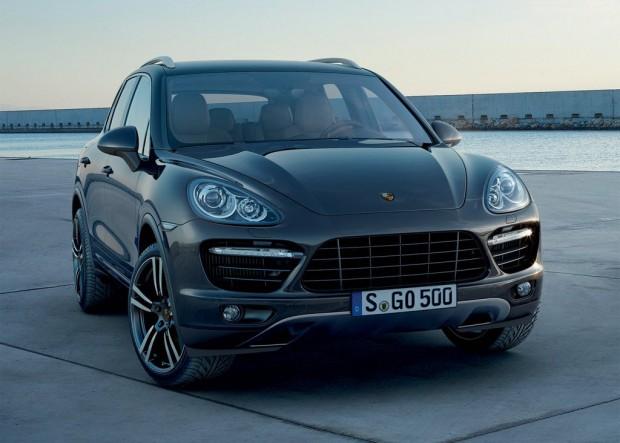 Porsche Cayenne 2011, oficial