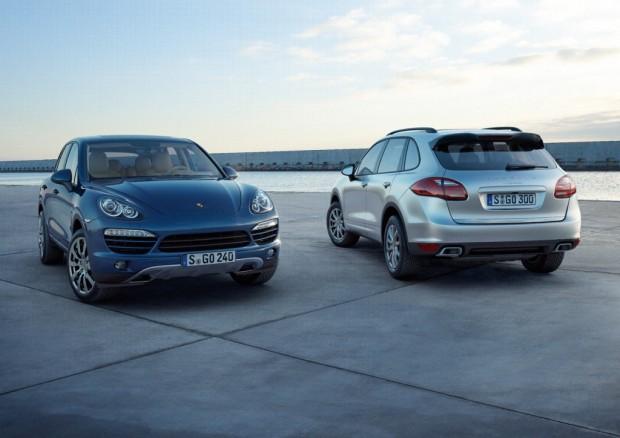 Nuevo Porsche Cayenne V6 y Diesel