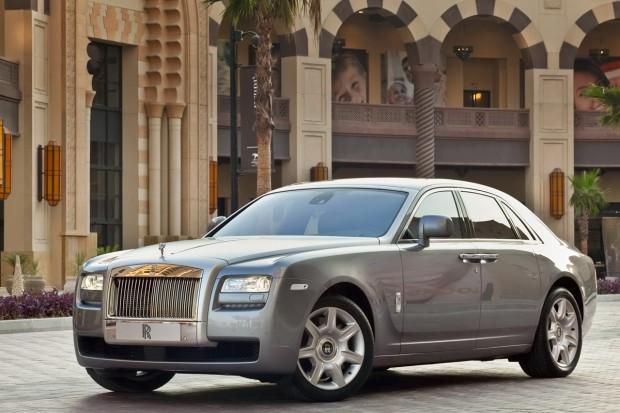 Rolls Royce bate records de ventas en 2010