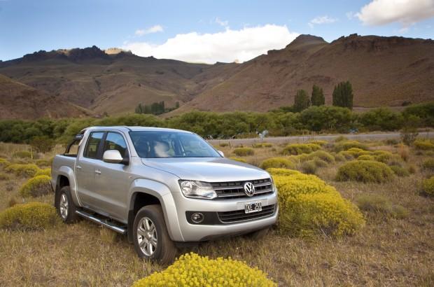 Volkswagen Amarok a la venta en Chile