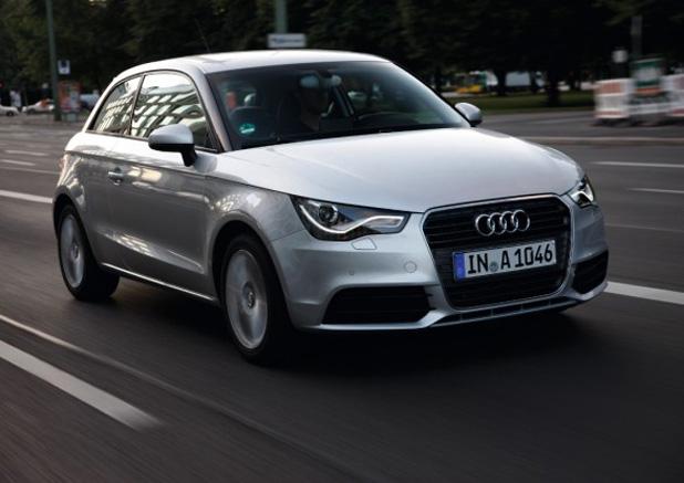 Audi A1 nuevas fotos oficiales