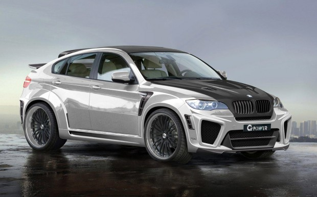 BMW X6 Typhoon RS 900 HP by G-Power