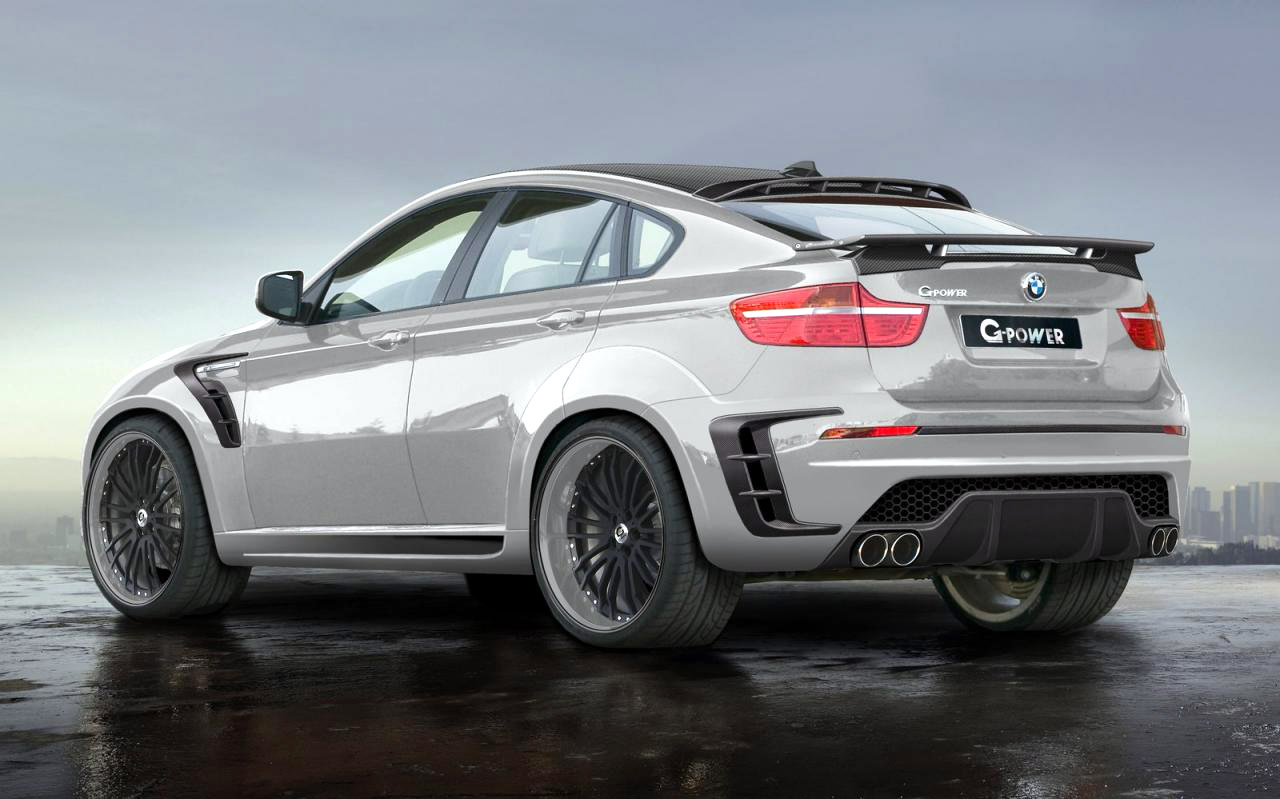 Bmw X6 Typhoon Rs 900 Hp By G Power Mundoautomotor