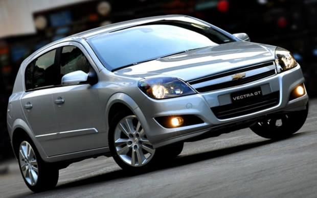 Chevrolet Vectra 2011, para Brasil