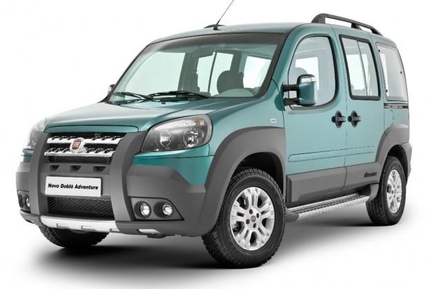 Fiat Doblo 2011 E.torq 1.8 16V