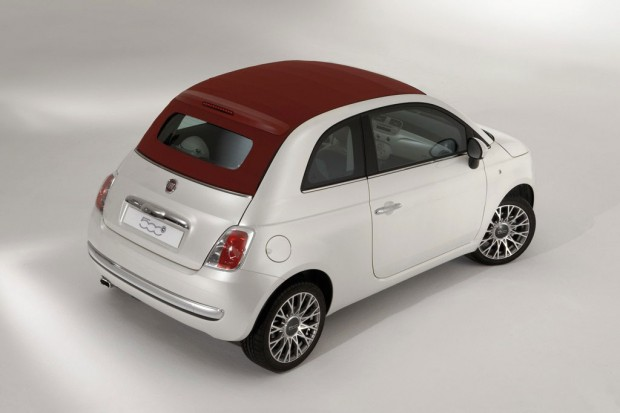 Fiat 500C, disponible en Argentina