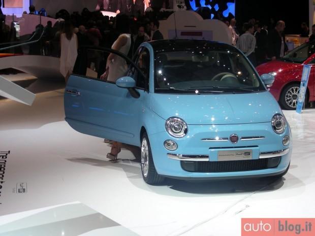 Fiat 500 TwinAir se presenta el 4 de Julio