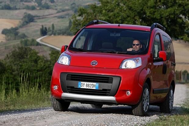 Fiat Qubo MY2011