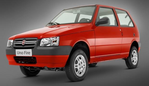 Fiat Uno Fire MY2011