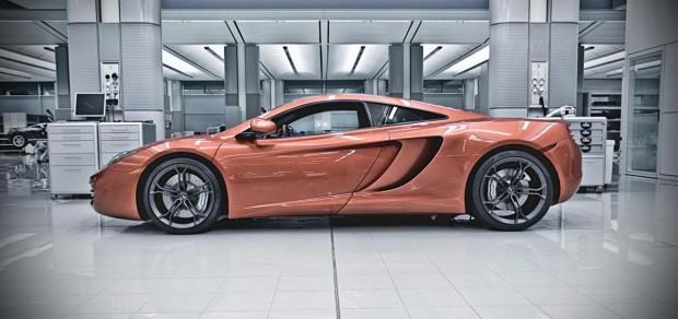 McLaren MP4-12C ya se reservaron 2700