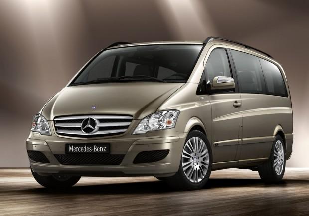 Mercedes-Benz, nuevos modelos Vito y Viano