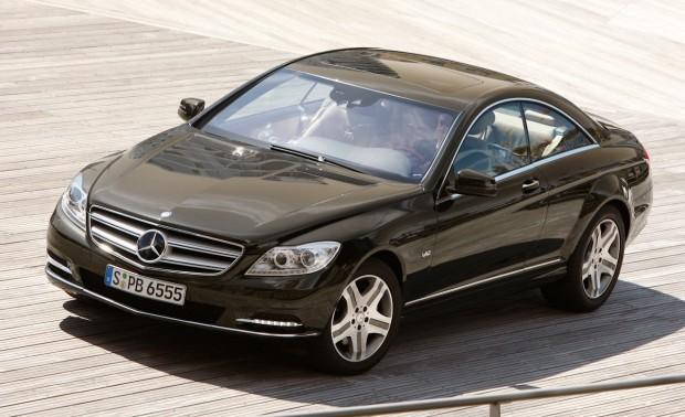 Mercedes-Benz CL Class 2011, fotos oficiales
