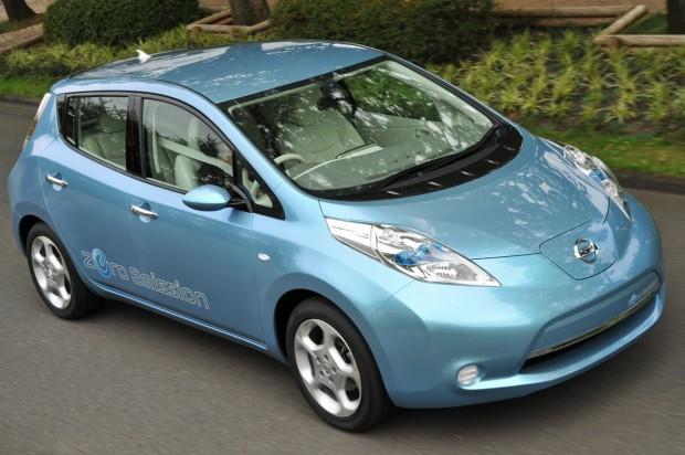 Nissan Leaf, vea como se fabrica
