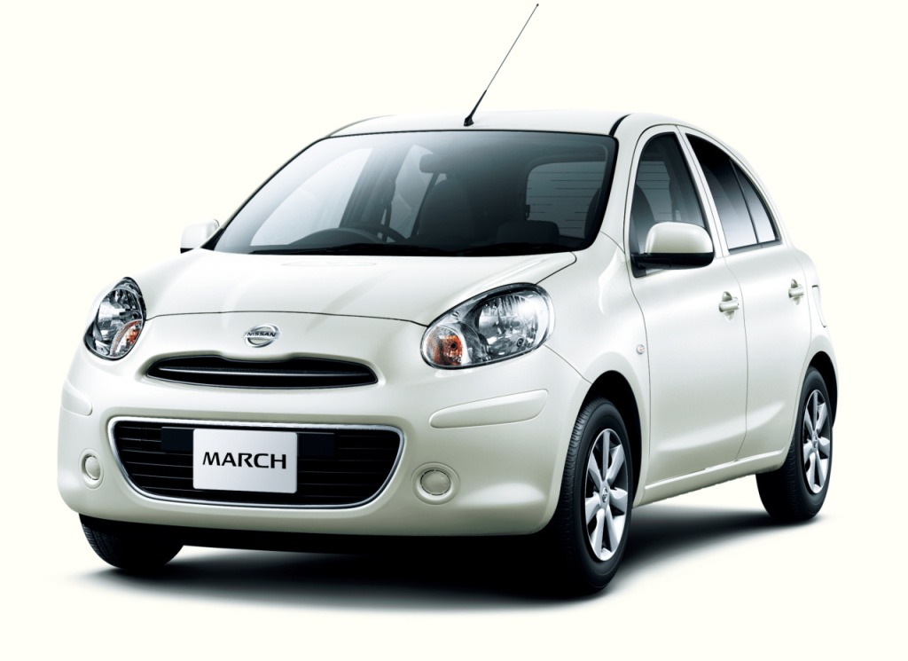 nissan march mundoautomotor