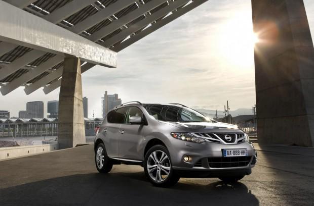 Nissan Murano Diésel 2011 para Europa