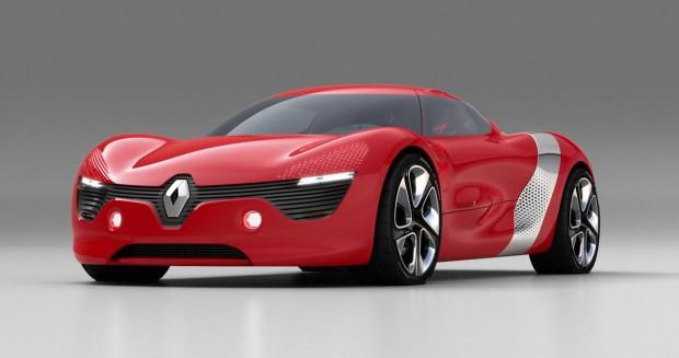 Renault Dezir un concept deportivo y ecológico