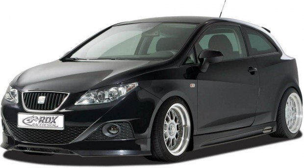 Seat Ibiza 6J by XDR Racedesign