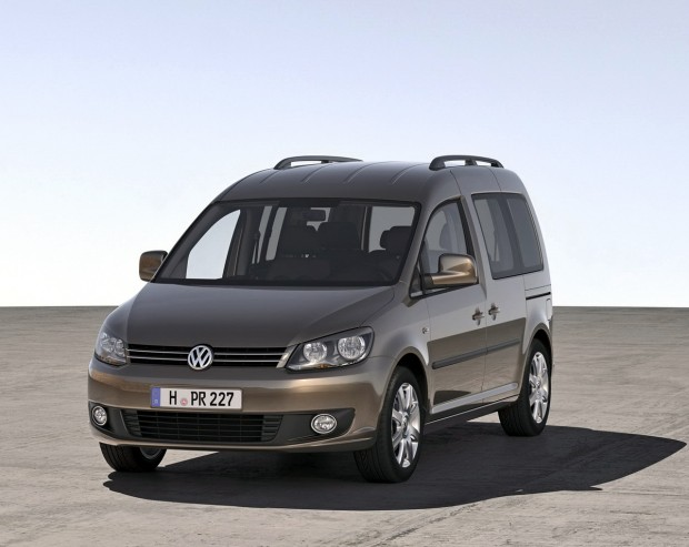 Volkswagen Caddy rediseño para 2011
