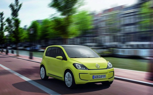 Volkswagen E-Up! un city car para U.S.A.