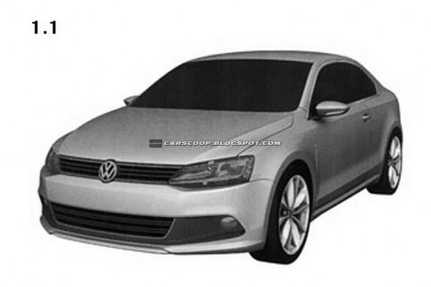 Volkswagen Vento Coupe, a producción?