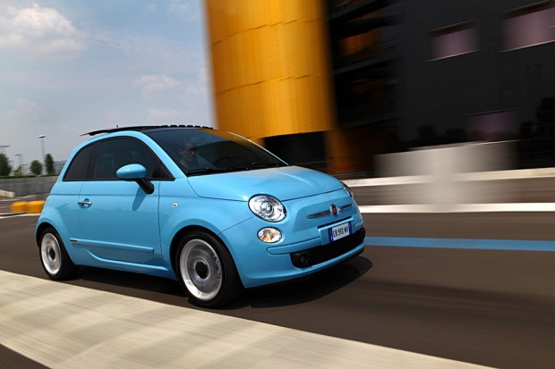 Fiat 500 TwinAir video oficial