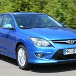 Hyundai i30 primeras fotos del restyling 2011