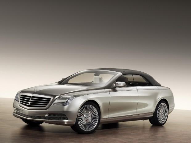 Mercedes Benz Clase S Cabriolet estaría en los planes de producción