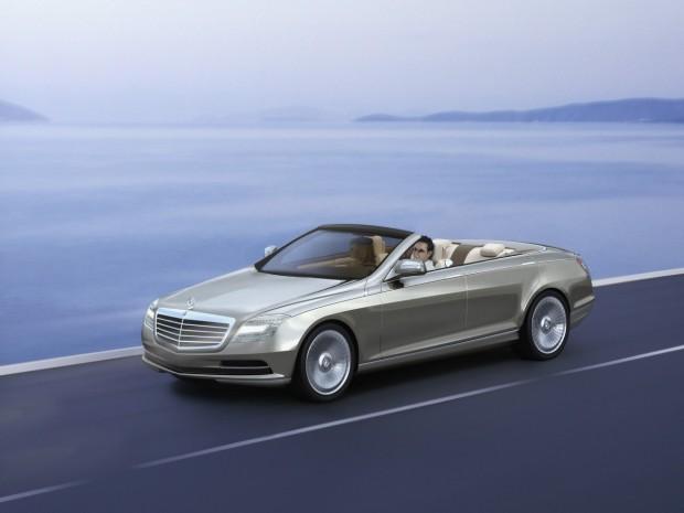 Mercedes Benz, OK para el Ocean Drive