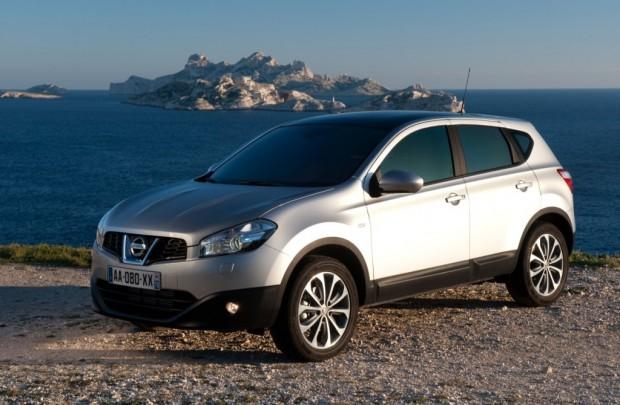 Nissan Qashqai 2010, llega a Chile