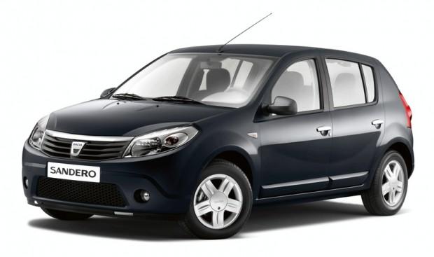 Renault Sandero 300.000 unidades producidas