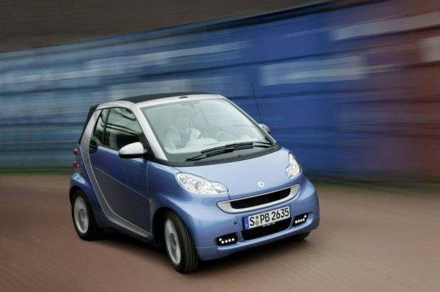 Nuevo Smart Fortwo 2011