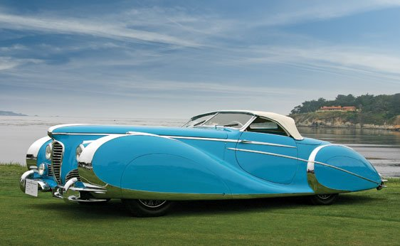 Delahaye Type 175 S Roadster 1949 , a remate