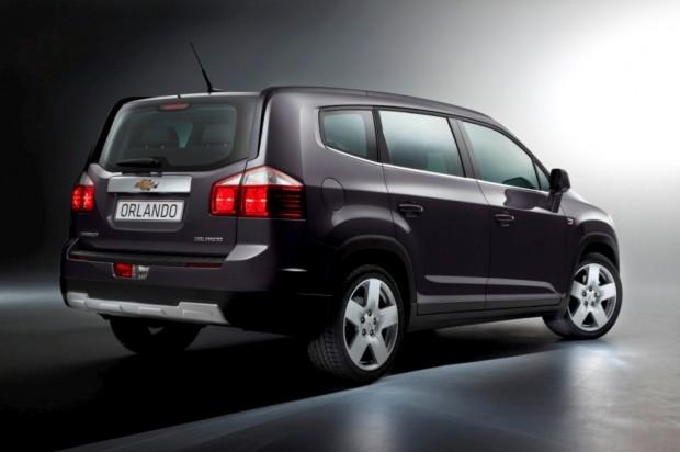 Chevrolet Orlando 2011 02