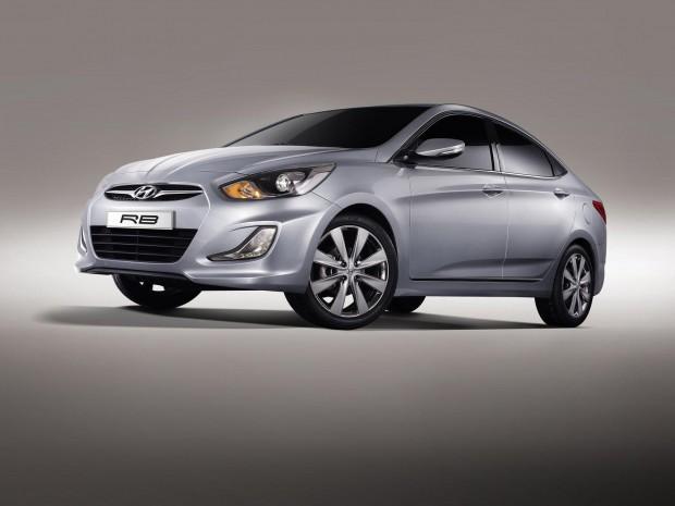 Hyundai RB concept al salón de Moscú
