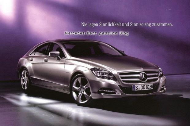Mercedes Benz CLS 2011