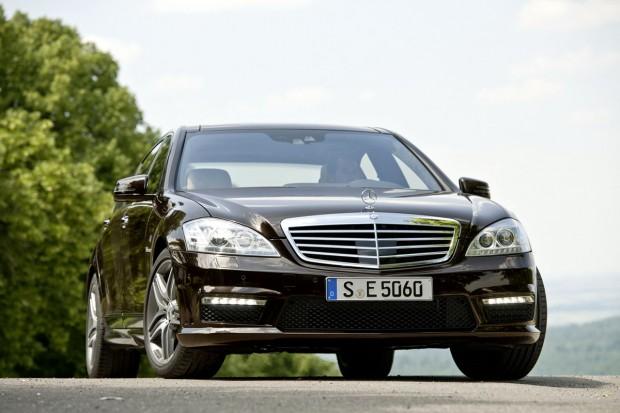 Mercedes Benz S63 AMG, nuevo motor V8 Biturbo