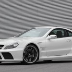 Mercedes Benz SL 65 AMG Black by MKB