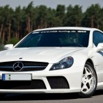 Mercedes Benz SL 65 AMG Black by MKB 09